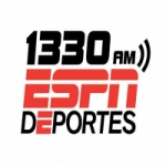 Logo da emissora Radio Espn Deportes 1330 AM