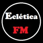 Logo da emissora Rádio Eclética FM