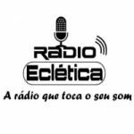 Logo da emissora Radio Eclética