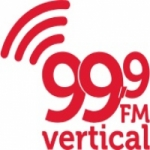 Logo da emissora Rádio Vertical 99.9 FM