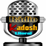 Logo da emissora Rádio Kadosh Litoral