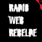 Logo da emissora Rádio Web Rebelde