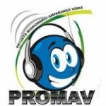Logo da emissora Rádio Promav