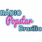 Logo da emissora Rádio Pop Star Brasilia