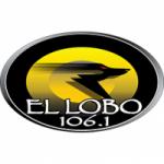 Logo da emissora Radio El Lobo 106.1 FM