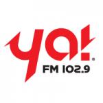 Logo da emissora Radio Ya 102.9 FM