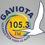 Logo da emissora Radio Gaviota 105.3 FM