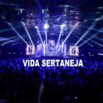 Logo da emissora Vida Sertaneja