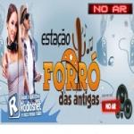 Logo da emissora Estação Forró das Antigas