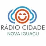 Logo da emissora Rádio Cidade Nova Iguaçu