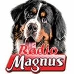 Logo da emissora Rádio Magnus