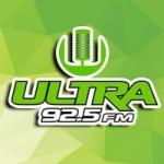 Logo da emissora Radio Ultra 92.5 FM