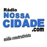 Logo da emissora Rádio Nossa Cidade