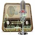 Logo da emissora Rádio Canções de Terreiro
