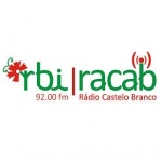 Logo da emissora Rádio Castelo Branco 92.0 FM