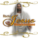 Logo da emissora Rádio Jesus Misericordioso