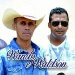 Logo da emissora Radio Wando e Waldson