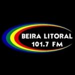 Logo da emissora Rádio Beira Litoral 101.7 FM