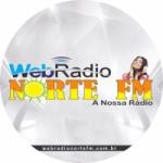 Logo da emissora Web Radio Norte FM