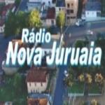 Logo da emissora Rádio Nova Juruaia