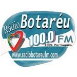 Logo da emissora Rádio Botaréu 100.0 FM