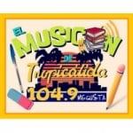 Logo da emissora Radio Tropicálida 104.9 FM