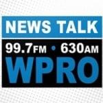 Logo da emissora WPRO 630 AM