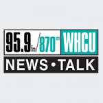 Logo da emissora WHCU 95.9 FM 870 AM