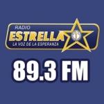 Logo da emissora Radio Estrella 89.3 FM