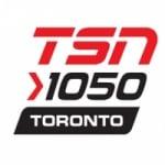 Logo da emissora TSN TORONTO 1050 AM