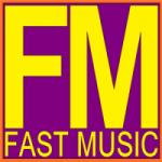 Logo da emissora Fast Music Radio