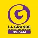 Logo da emissora Radio La Grande 99.3 FM