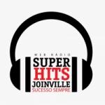 Logo da emissora Super Hits Joinville