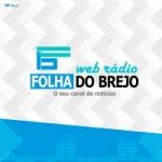 Logo da emissora Folha do Brejo