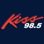 Logo da emissora WKSE 98.5 FM