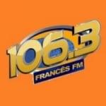 Logo da emissora Rádio Francês 106.3 FM