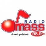 Logo da emissora Radio Mass 98.9 FM