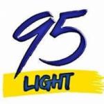 Logo da emissora 95 Light