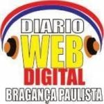 Logo da emissora Diário Web Digital
