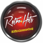 Logo da emissora Radio Retro Hits 2