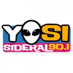 Logo da emissora Radio Yosi Sideral 90.1 FM