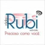 Logo da emissora Rádio Rubi