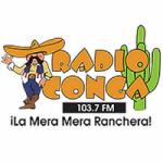Logo da emissora Radio Conga 103.7 FM