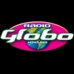 Logo da emissora Radio Globo Honduras 88.5 FM