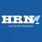 Logo da emissora Radio HRN 92.9 FM