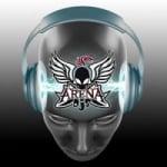 Logo da emissora Arena Djs
