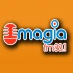 Logo da emissora Radio Magia 88.1 FM