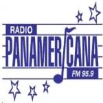Logo da emissora Radio Panamericana 95.7 FM