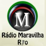 Logo da emissora Rádio Maravilha Rio