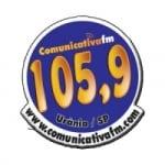 Logo da emissora Rádio Comunicativa 105.9 FM